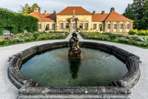 Eremitage, Altes Schloss © Bayreuth Marketing & Tourismus GmbH, Björn Vollmuth