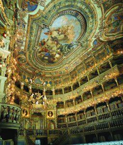 Markgräfliches Opernhaus (Innenaufnahme) © Bayreuth Marketing & Tourismus GmbH
